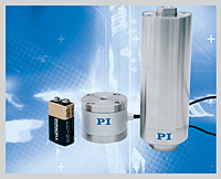 Product Image - Preloaded High-Load Piezo Actuators (HVPZT) with Sensor Option