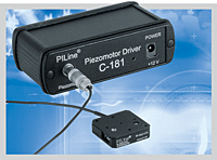 Product Image - Log and Pulsed Drivers for PILine Ultrasonic Piezo Linear Motors