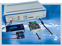 Product Image - 4-Channel Servo-Amplifier / Motion I/O Interface for NI Motor Controllers