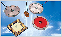 Product Image - Piezo Disk Translators (HVPZT)