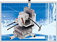 Product Image - XYZ Hybrid Manual/Piezoelectric Photonics Alignment System
