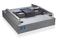 A-322 PIglide HS Planar Scanning Stages with Air Bearing