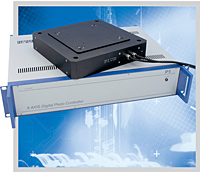 Product Image - 6-Axis, Long-Travel Piezo Nanopositioning / Scanning Stage with Parallel Metrology