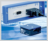 Product Image -  PILine Miniature Translation Stages with Closed-Loop Ultrasonic Piezo Linear Motors