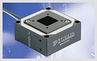 Product Image - Compact Piezo Elevation Stage with Aperture