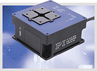 Product Image - NanoCube XYZ Piezo NanoAlignment Systems with Parallel Metrology