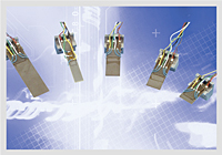 Product Image - Closed-Loop, High-Deflection PICMA Multilayer Piezo Bender Actuators (LVPZT)